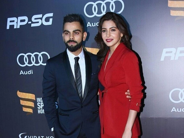 PunjabKesari, virat kohli anushka sharma photo, virat kohli and anushka sharma photos, virat anushka photos