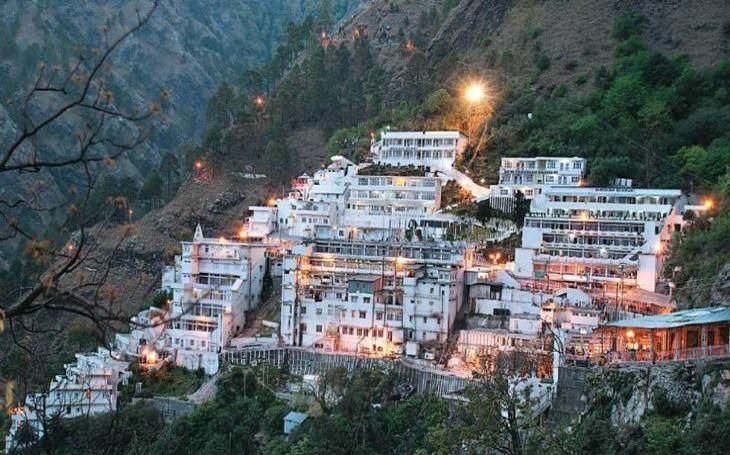 PunjabKesari, kundli tv, Mata Vaishno Devi Temple, Vaishno Devi, माता वैष्णो देवी