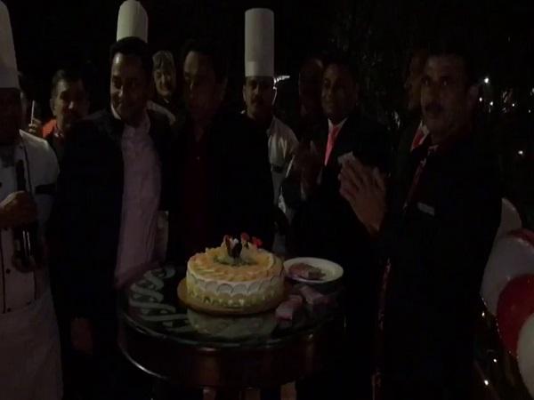 PunjabKesari, Madhya Pradesh News, Manali News, Bhopal News, Chief Minister Kamal Nath, Birthday Celebrated, Himachal Pradesh