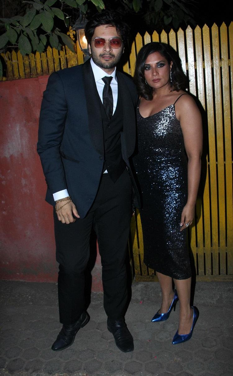 Bollywood Tadka,Richa Chadha Image, Richa Chadha Photo, Richa Chadha Picture, Ali Fazal Image, Ali Fazal Photo, Ali Fazal Picture