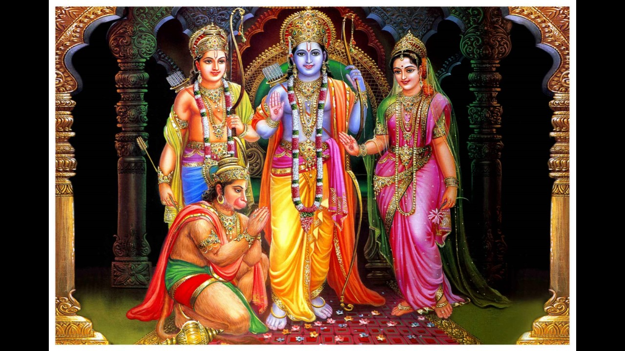PunjabKesari, kundli tv, lord hanuman, ram darbar