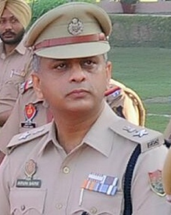 PunjabKesari, DCP of Jalandhar