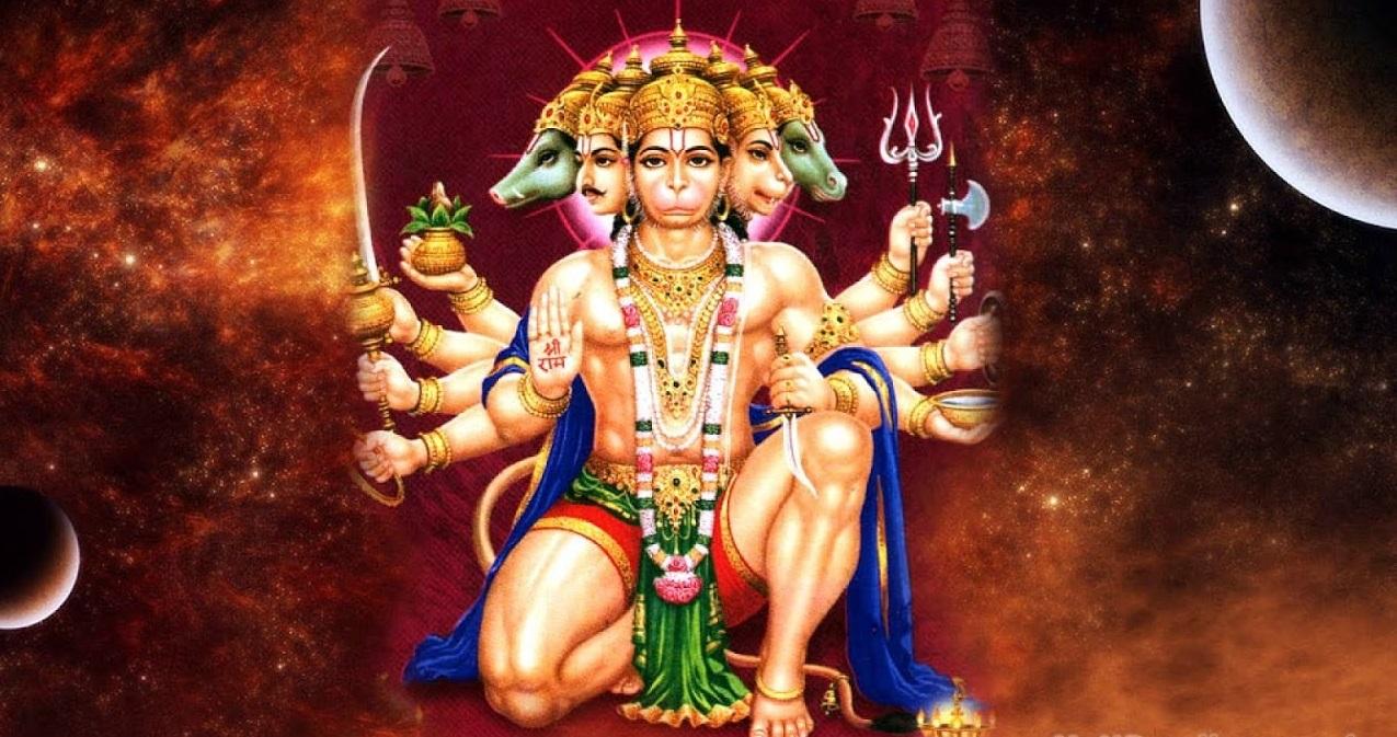 PunjabKesari, kundli tv, lord hanuman, panchmukhi hanuman