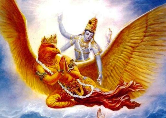 PunjabKesari, kundli tv, Garuda Purana, Garuda image