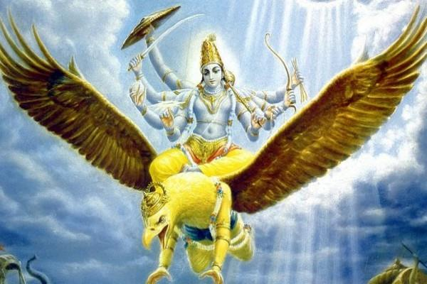 PunjabKesari, kundli tv, Garuda image