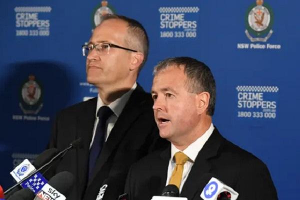 australia police image
