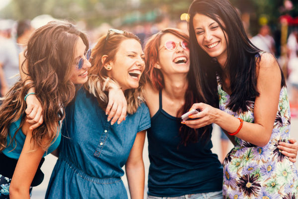 PunjabKesari, Girls Group, Girls Group Image