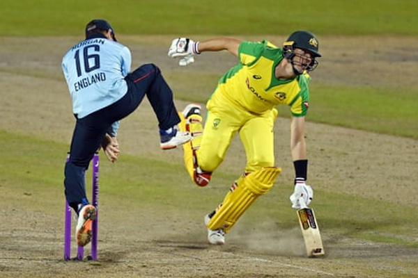 Glenn Maxwell, Alex carey, Century, Australia,  England vs Australia 3rd ODI, Australia Tour of England 2020, Cricket news in hindi, Sports news
