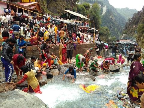 PunjabKesari, kundli tv, yamunotri image
