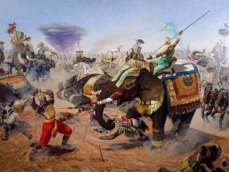 PunjabKesari, kundli tv, Mahabharata
