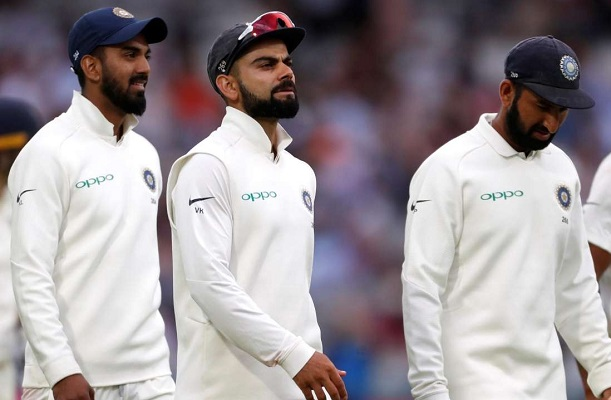 india test team image