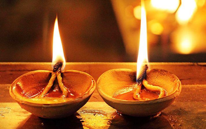 PunjabKesari, सरसों के तेल, lamp