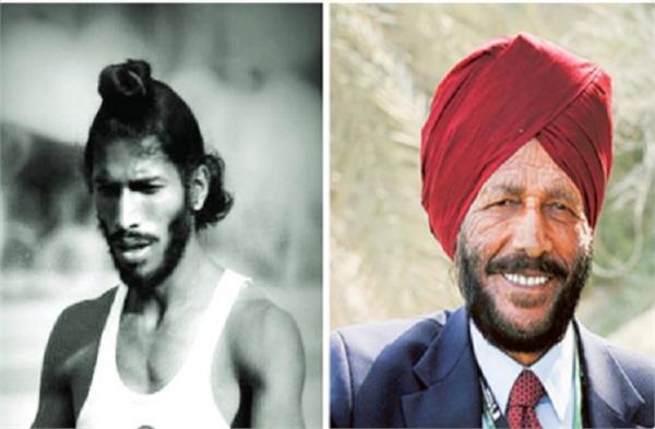 kejriwal and nadda tribute flying sikh milkha singh