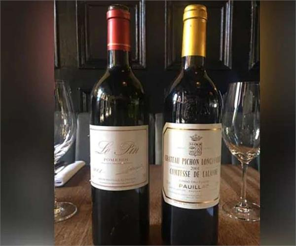 british restaurant accidentally serves diner wine worth nearly 6 000