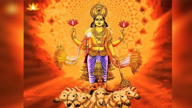 PunjabKesari, सूर्य देव, Surya Dev, Lord Surya, Surya Dev image