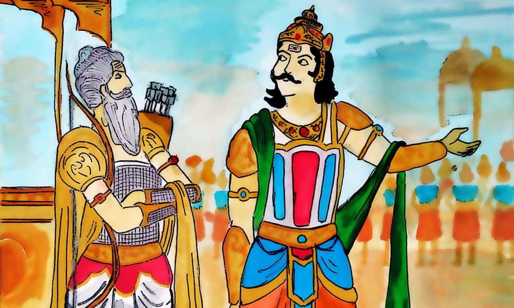 PunjabKesari, दुर्योधन, Duryodhana