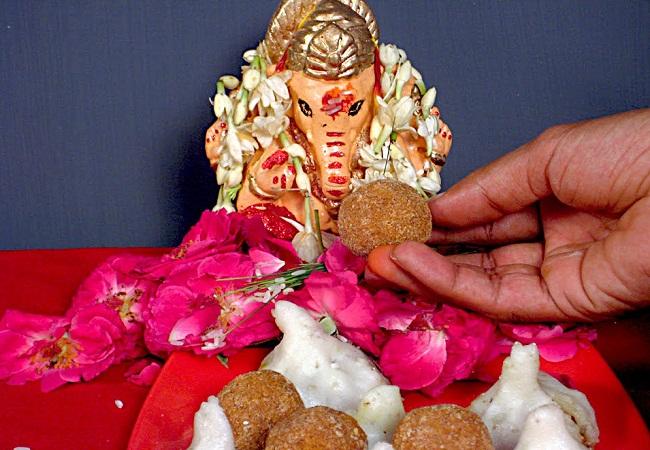 PunjabKesari, गणेश, भगवान गणेश, लड्डू गणेश, Ganesh ji