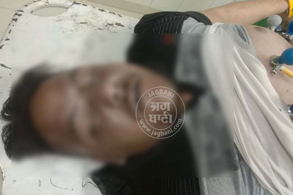 PunjabKesari, Youth died in suspicious condition in bathroom of civil hospital