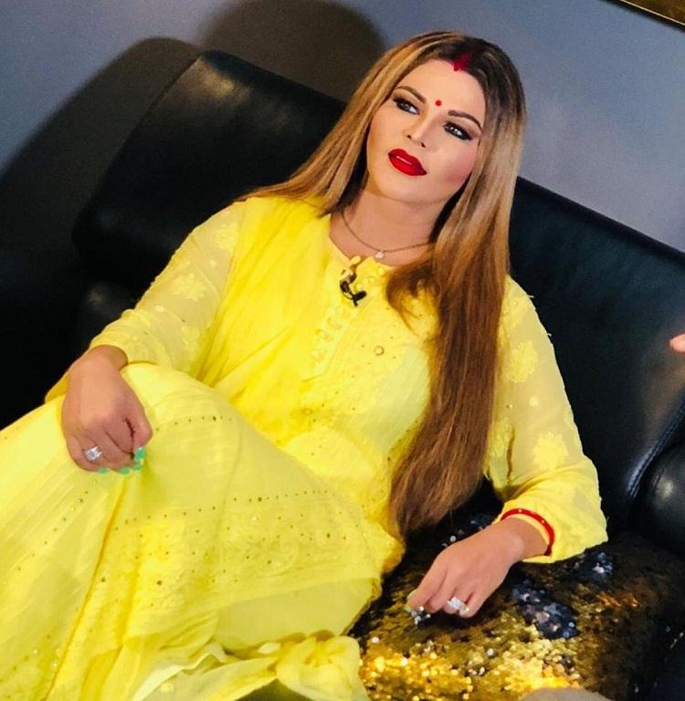 PunjabKesari,rakhi sawant image,rakhi sawant photo, rakhi sawant pictures