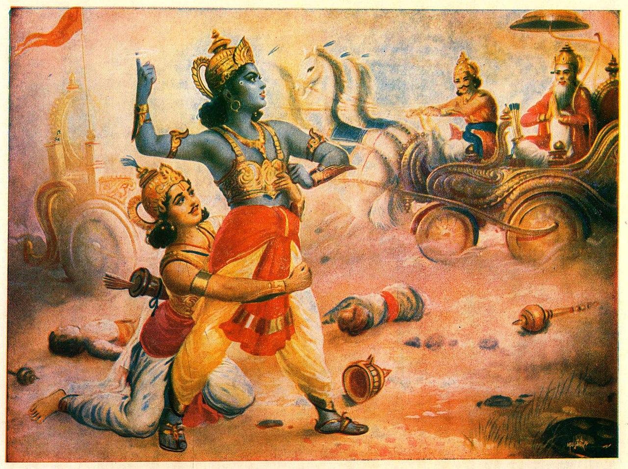 PunjabKesari, Sri Krishan, Mahabharat, महाभारत, श्री कृष्ण