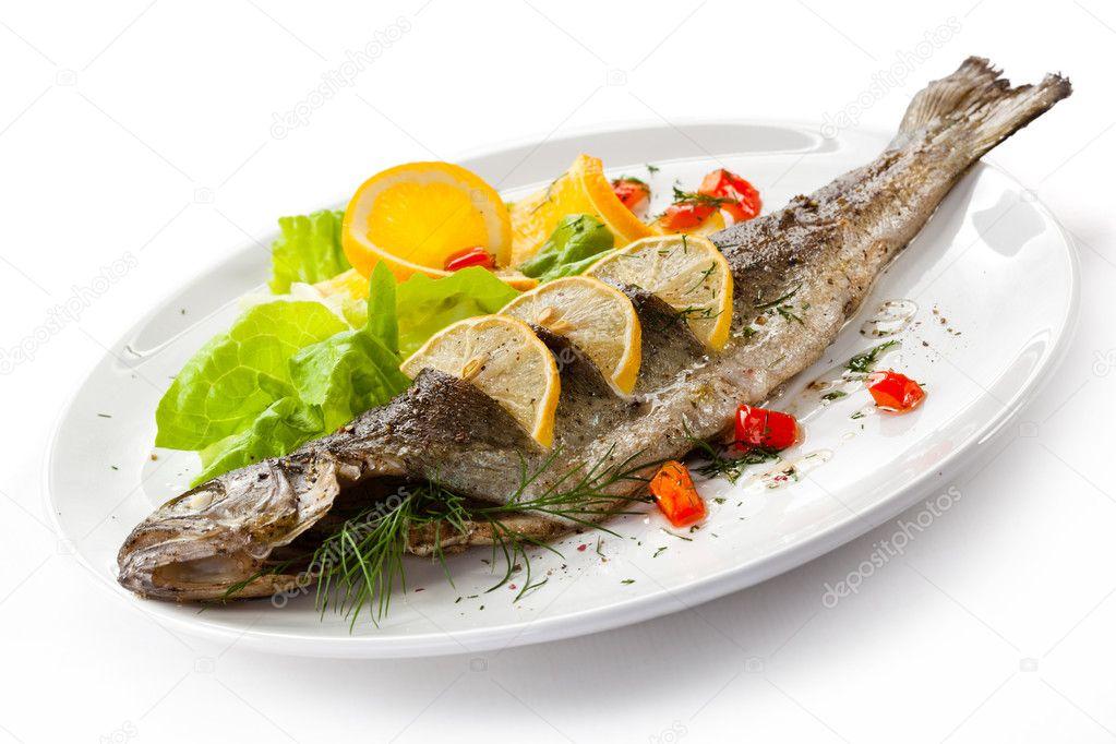 PunjabKesari,Fish dish image