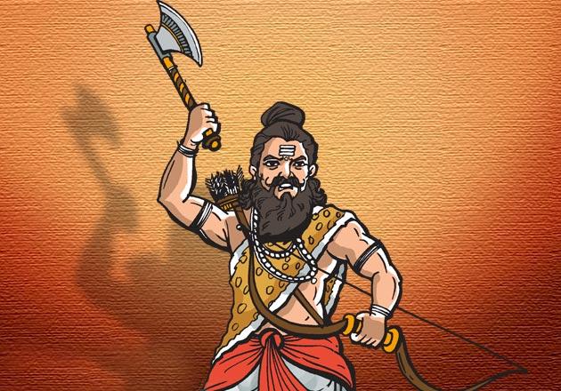 PunjabKesari, PunjabKesari, Parashurama, Lord Parashurama, भगवान परशुराम