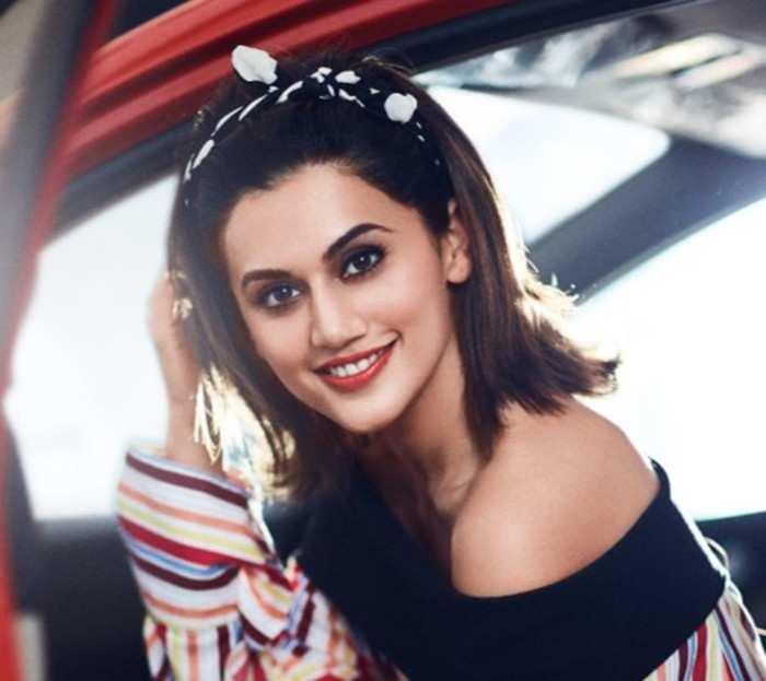 PunjabKesari, Taapsee Pannu Beauty Secret Image, Bollywood Actress Beauty Secret Image