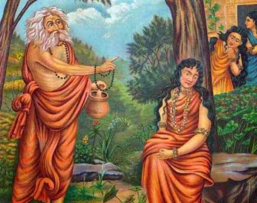 PunjabKesari, Maharishi Durvasa, महर्षि दुर्वासा