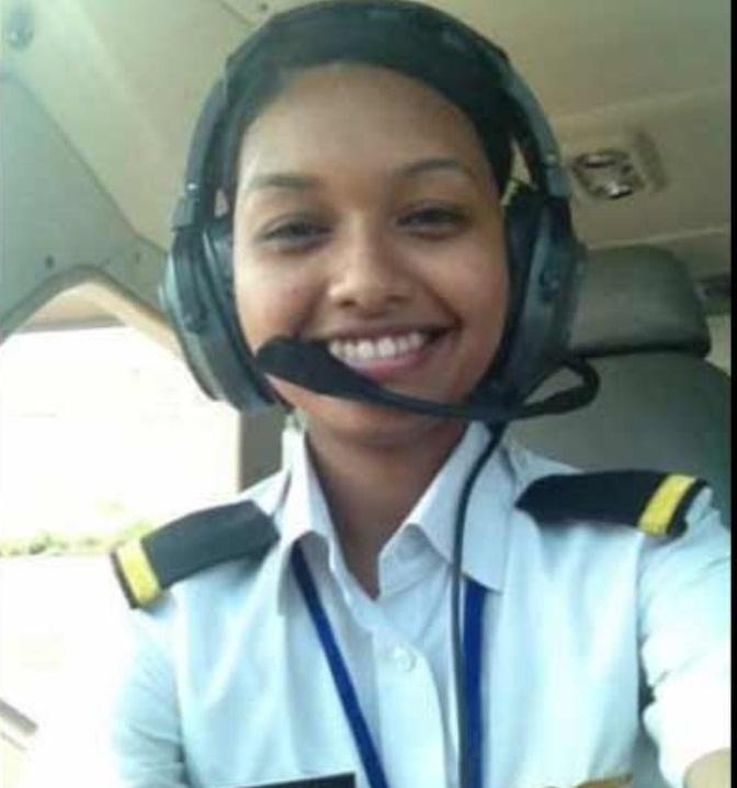 PunjabKesari,Anupriya Lakra, Women Pilot, Nari