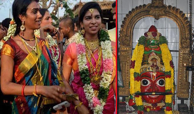 PunjabKesari, Lord Aravan, Aravan Temple In Tamil Nadu, Aravan Temple, Aravan Temple Image