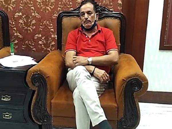 PunjabKesari, Madhya Pradesh, BJP MLA Indu Tiwari, Intimidation, Islamic country, Jabalpur, PoliceMadhya Pradesh, BJP MLA Indu Tiwari, Intimidation, Islamic country, Jabalpur, Police