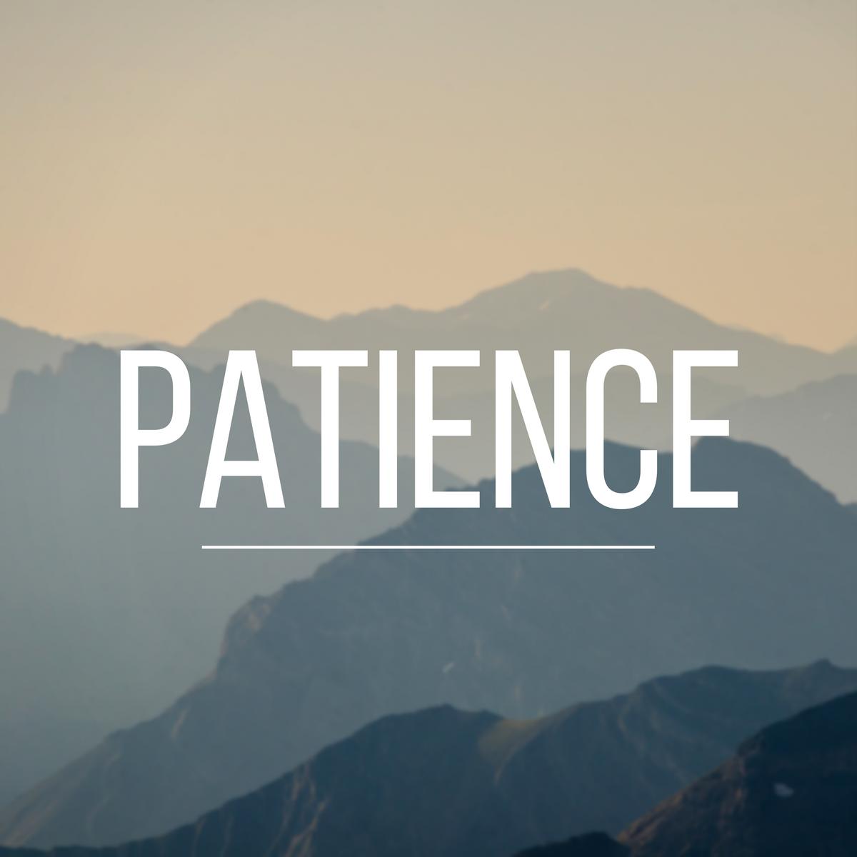 PunjabKesari,  Patience, धैर्य