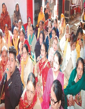 PunjabKesari,Vasant Panchami, Basant Panchami 2020, Vasant Panchami 2020, Shri Abhijay Chopra,  Bawa Lal Dayal Temple, बावा लाल दयाल मंदिर, Dharmik Sthal, Religious Place in india