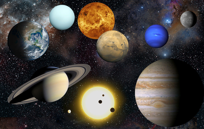 PunjabKesari, Planets, गर्हों को जानें, ग्रह