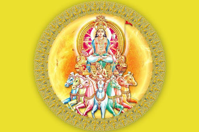 PunjabKesari, सूर्य देव, सूर्य, Lord Surya Dev, Surya dev