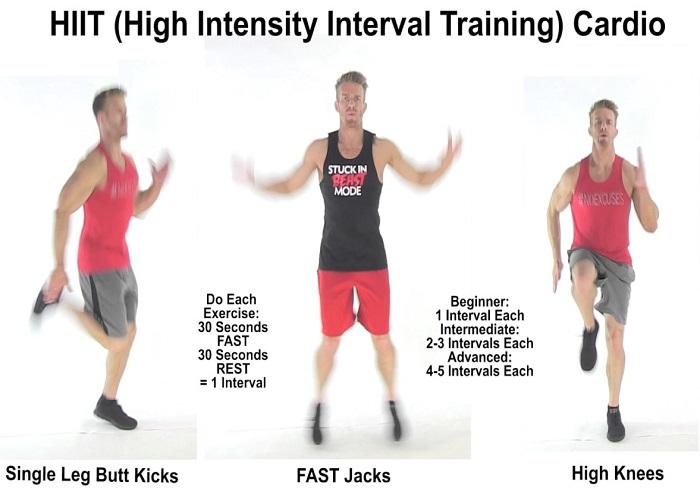 PunjabKesari, Interval Training, इंटरवल ट्रेनिंग के फायदे, Weight loss exercise, Health Hindi News
