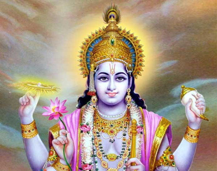 PunjabKesari, Vishnu Ji, Lord Vishnu