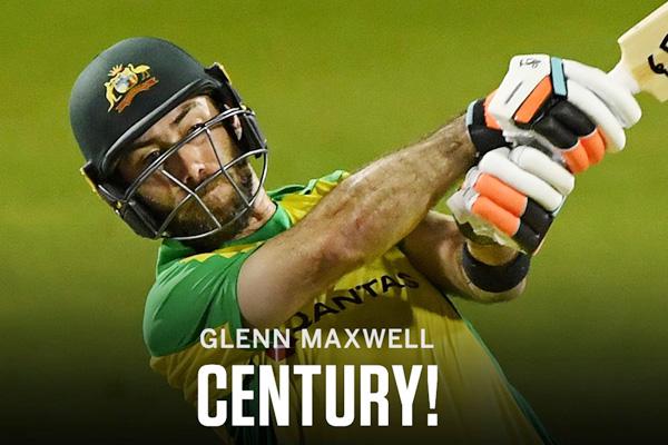 Glenn Maxwell, Big Recrods, ENG vs AUS, England vs Australia, Australia tour of England 2020, Cricket news in hindi, Sports News