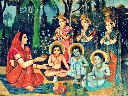 PunjabKesari, Sati anusuya jayanti, सती अनुसुइया जयंती