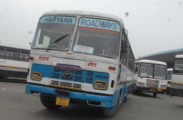 PunjabKesari, Buses for Mata Chintpurni-Jwala ji got good response