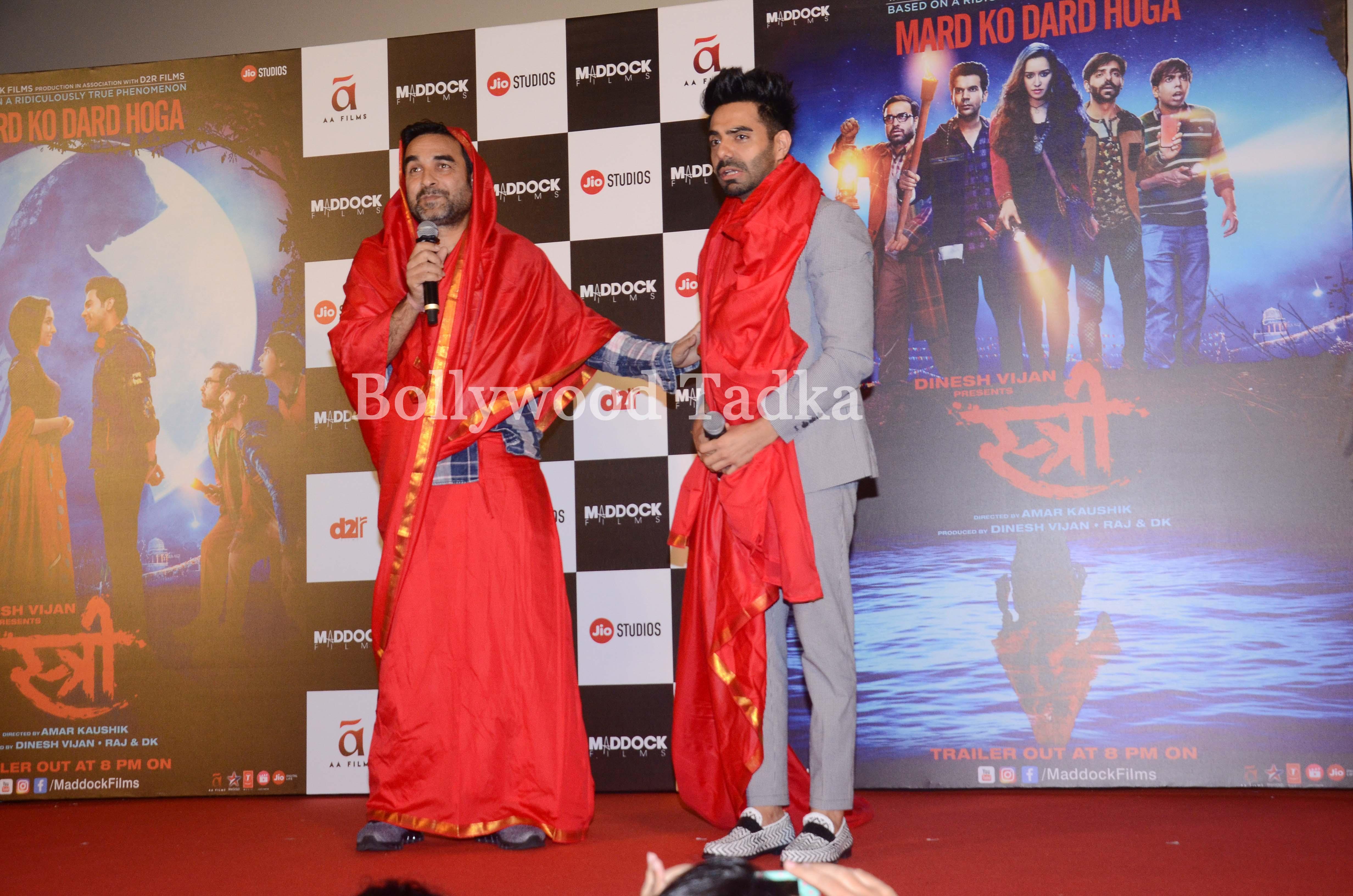 Bollywood Tadka,Pankaj Tripathi image, Aparshakti Khurana image