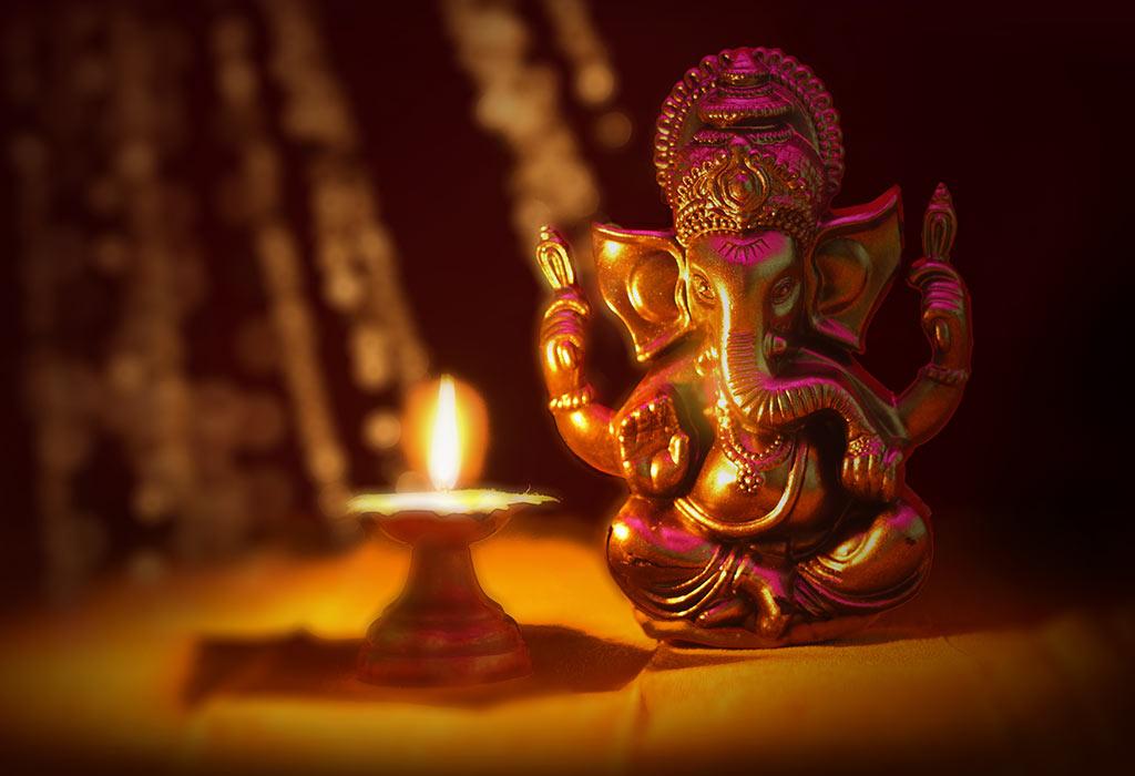 PunjabKesari, Sakat Chauth 2019, Sakat Chauth, Sri Ganesh, Ganesh Image, Sri Ganesh image