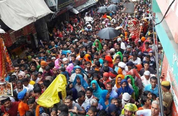 PunjabKesari Chintpurni mela