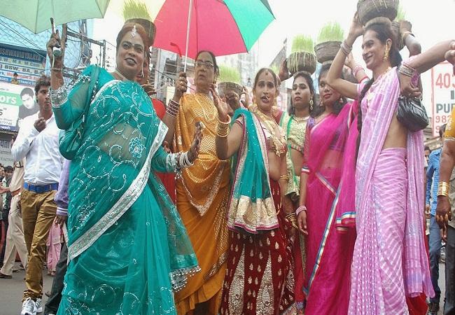 PunjabKesari, किन्नर, Kinnar, Transgender,
