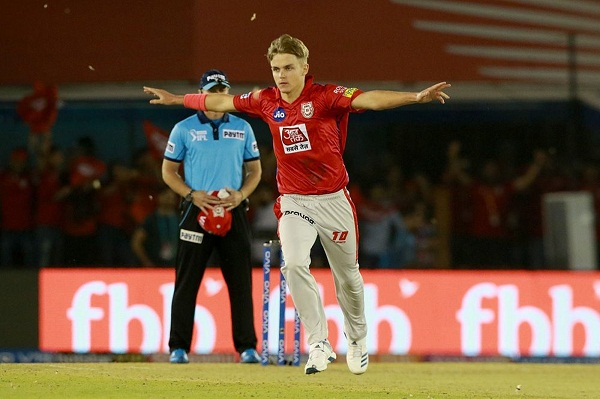 Cricket news in hindi, IPL 2019, KXIP vs DC, Sam Curran, Hat-trick, Young Player, Create History