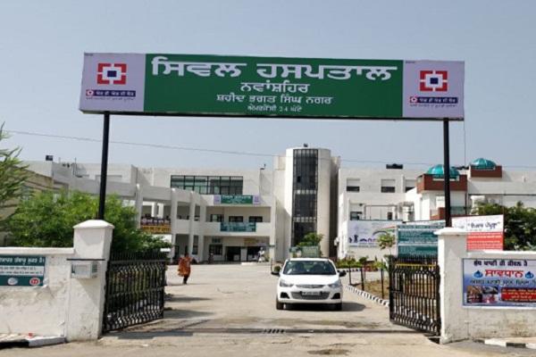 PunjabKesari, neither ventilator nor cardiac monitor in district hospital