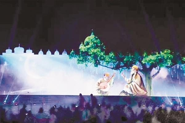 PunjabKesari, Digital Museum and Light and Sound Show in Kapurthala