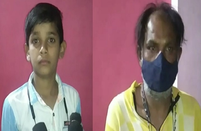 PunjabKesari, Indore police assault, video viral, MP police, Shivraj Singh Chauhan, Madhya Pradesh