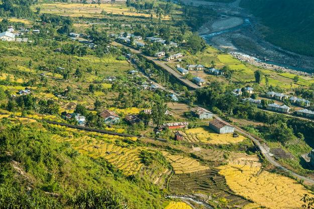 PunjabKesari, Nari, Dooars Village, Travelling Places Image