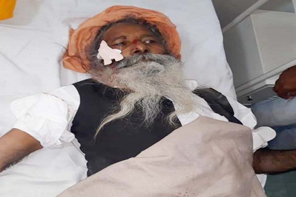 PunjabKesari, death in road accident